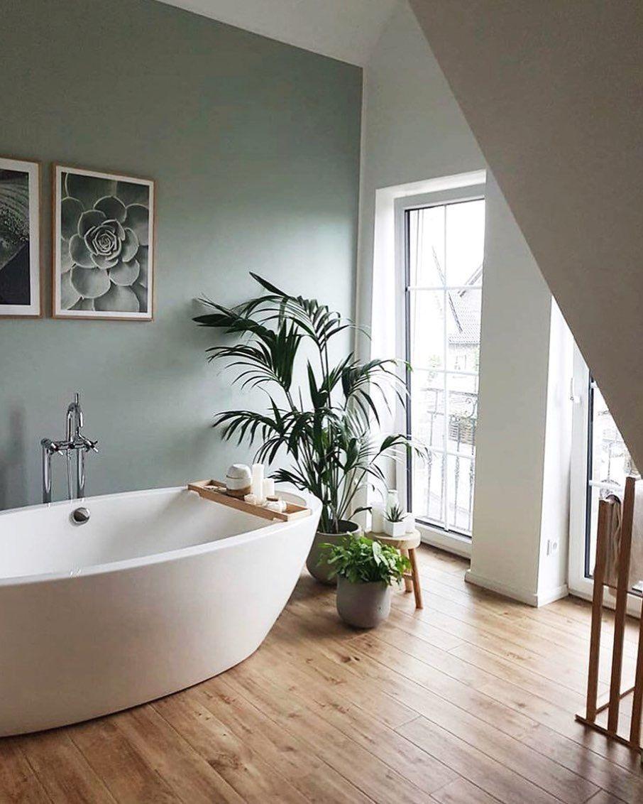 Das Badezimmer von @landhaustraum ist wunderschön.