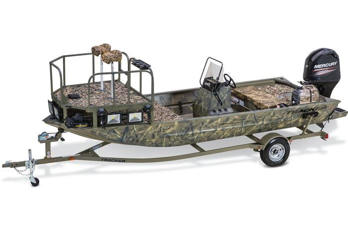 TRACKER Boats : All-Welded Jon Boats : 2014 GRIZZLY 1860