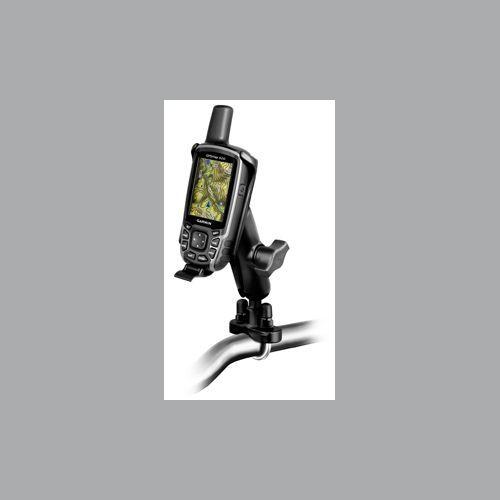 RAM Mount Garmin GPSMAP® 62 Series Handlebar Rail Mount