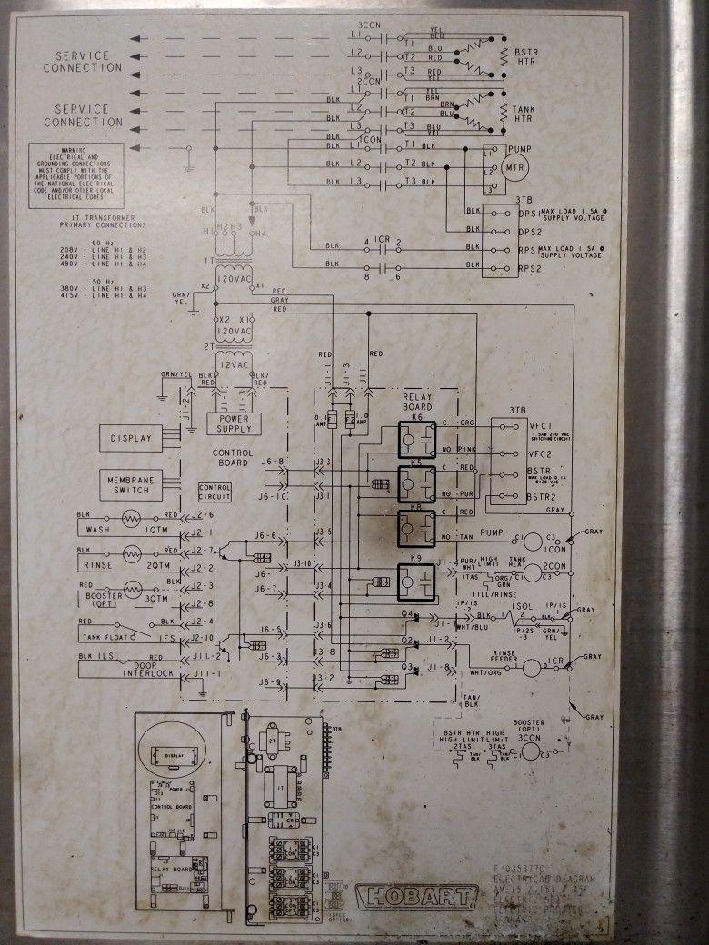 Dishwasher Wiring Diagram Diagram Membrane Interface