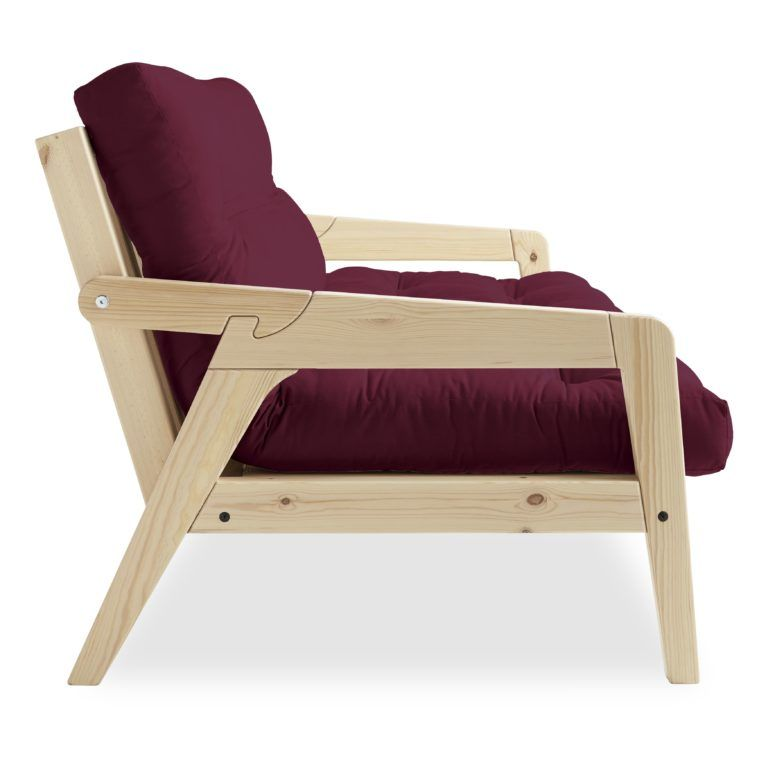 Divano Letto Futon Grab Karup In 2020 Furniture Wood Furniture Bed