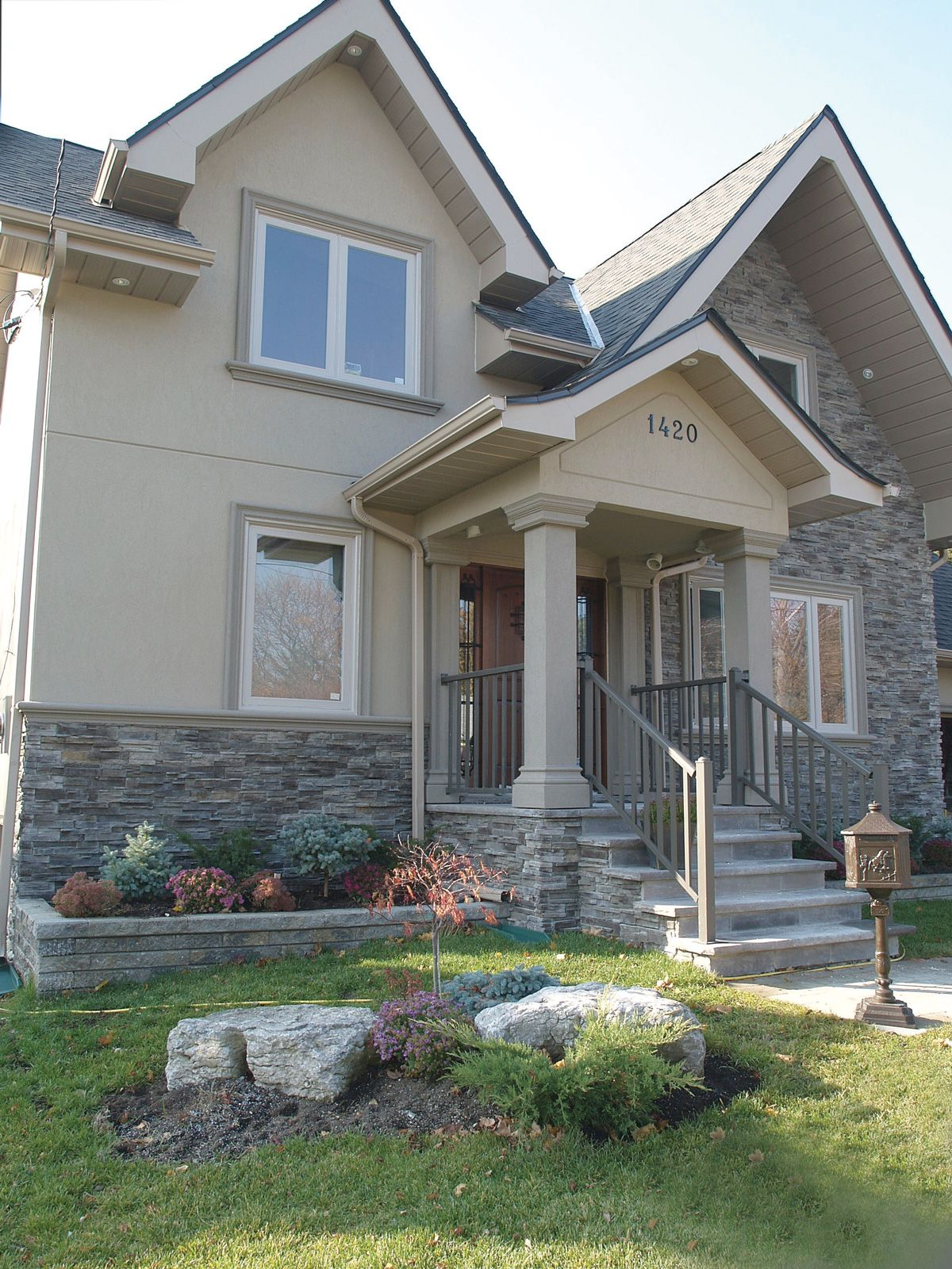 Faux Stone Panels | Timber Ledge Stone