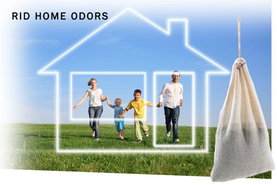 Odor absorbing room Odor Removal eliminates smells without fragrances.  Smelleze Reusable General Purpose Odor