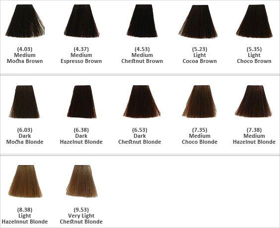 Keune Tinta Color Brown Shades Hair Colors In 2019 Pinterest
