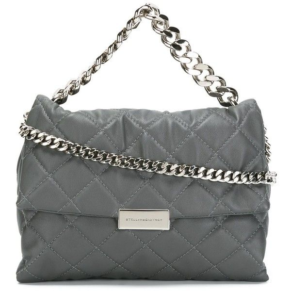 Stella McCartney Beckett Shoulder Bag (4,290 PEN) found on ... : stella mccartney quilted bag - Adamdwight.com