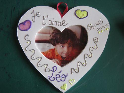 Cadre Saint Valentin Saint Valentin Bricolage St Valentin