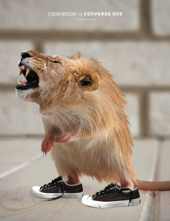 Hybrid Animals | Nice of Converse to hook up these hideous looking hybrid animals with ...