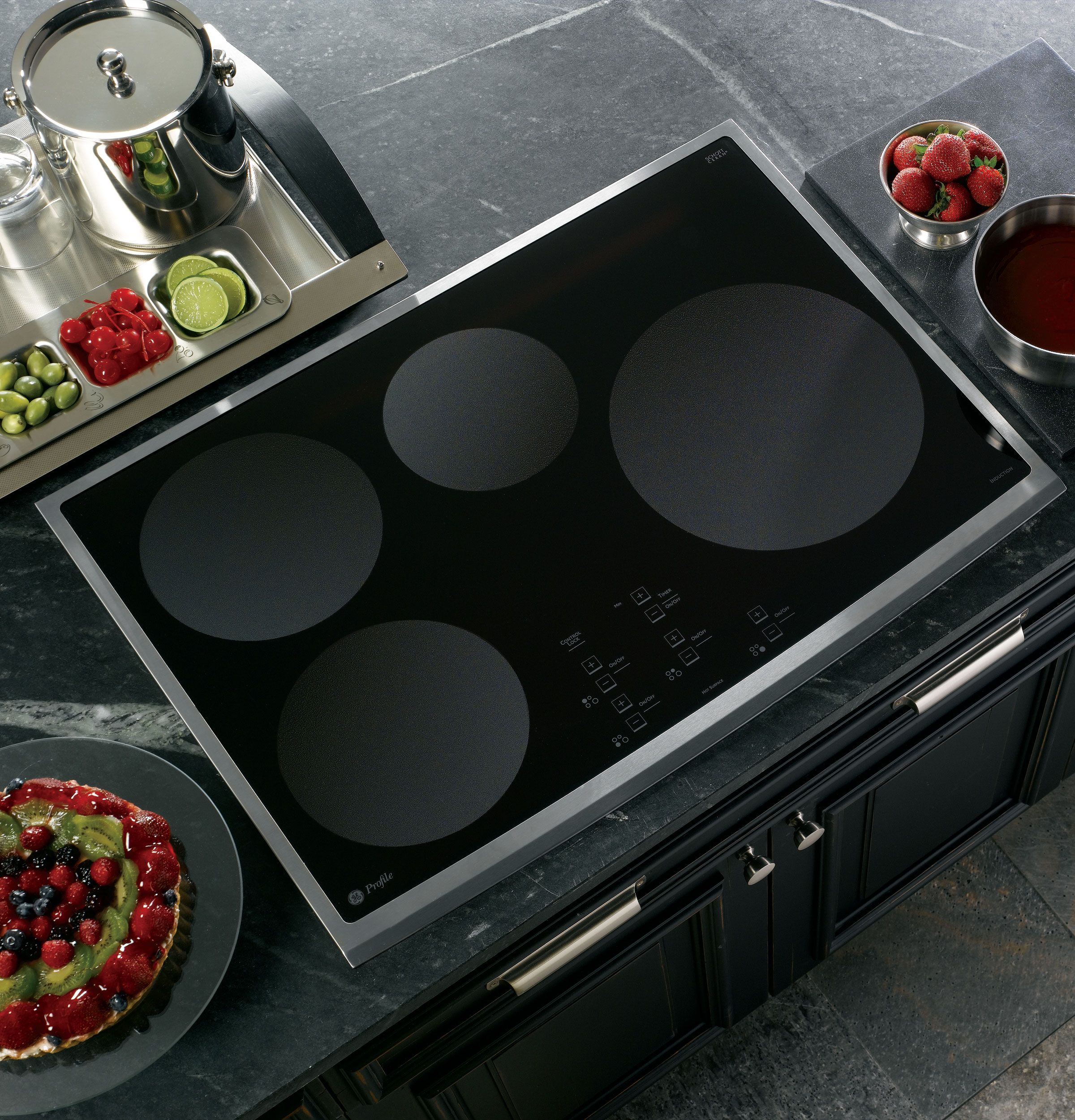Php900smss Ge Profile 30 Electric Induction Cooktop Ge