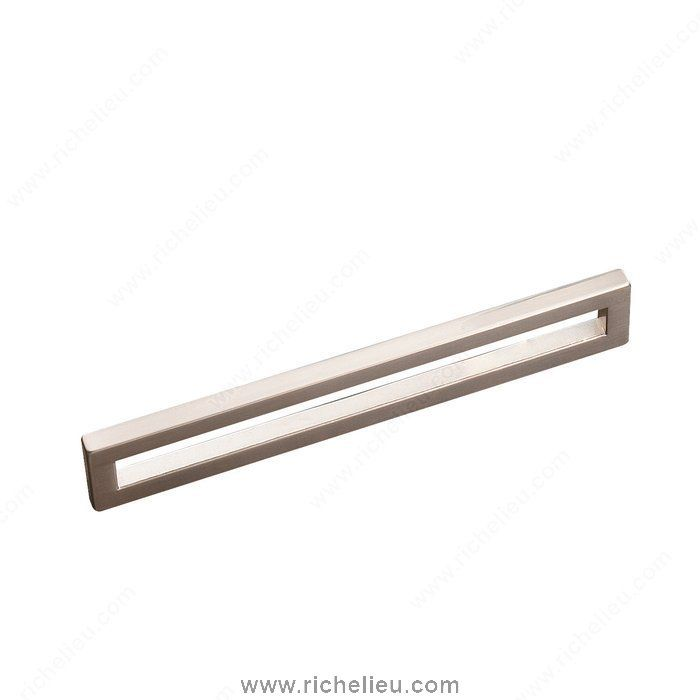 Contemporary Metal Handle Pull   3124   312456160195   Richelieu Hardware.  Cabinet ...