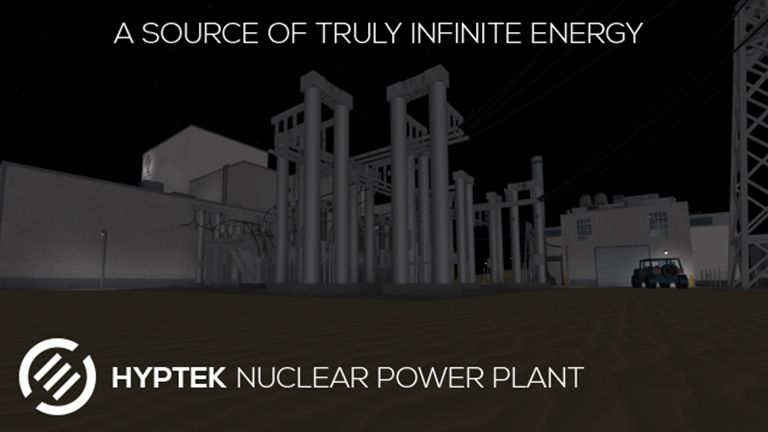 Roblox Nuclear Power Plant
