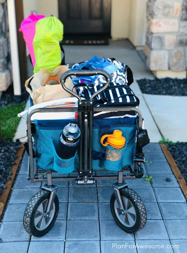 Photo of Baseball Mom Wagon: The Ultimate List of Things to Bring on Game Day