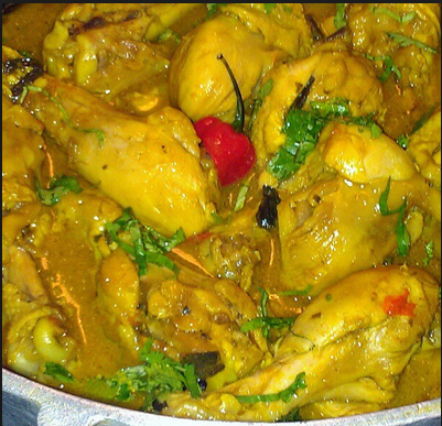 Jamaican curry chicken recipe food pinterest jamaican curry food jamaican curry chicken recipe forumfinder Images