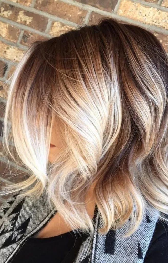 14 Latest Hair Color Ideas For 2019 2020 Hair Hairstyle Haircolor Agus Momogicars Com Latest Hair Color Platinum Blonde Balayage Long Hair Styles