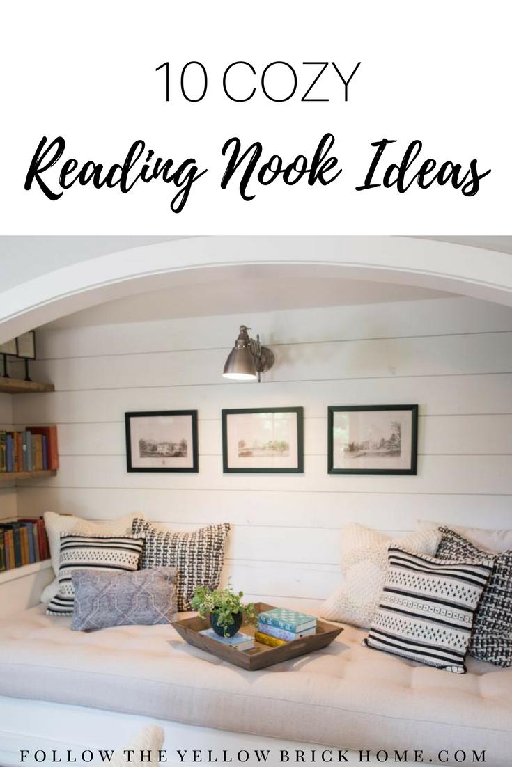 Living Room Reading Nook Ideas In 2020 Cozy Reading Nook
