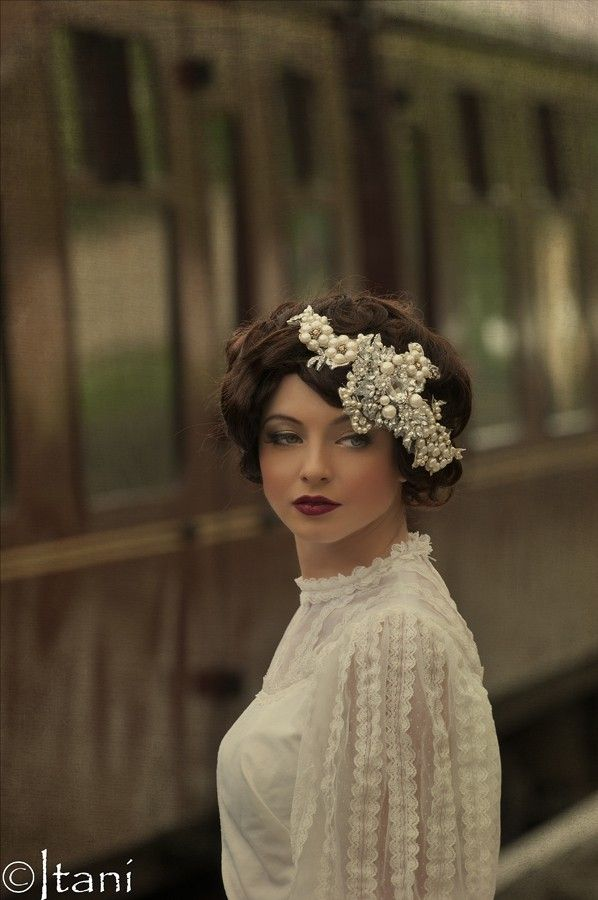 vintage 1920's shoot - asian