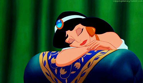 Jasmine, triste, sad