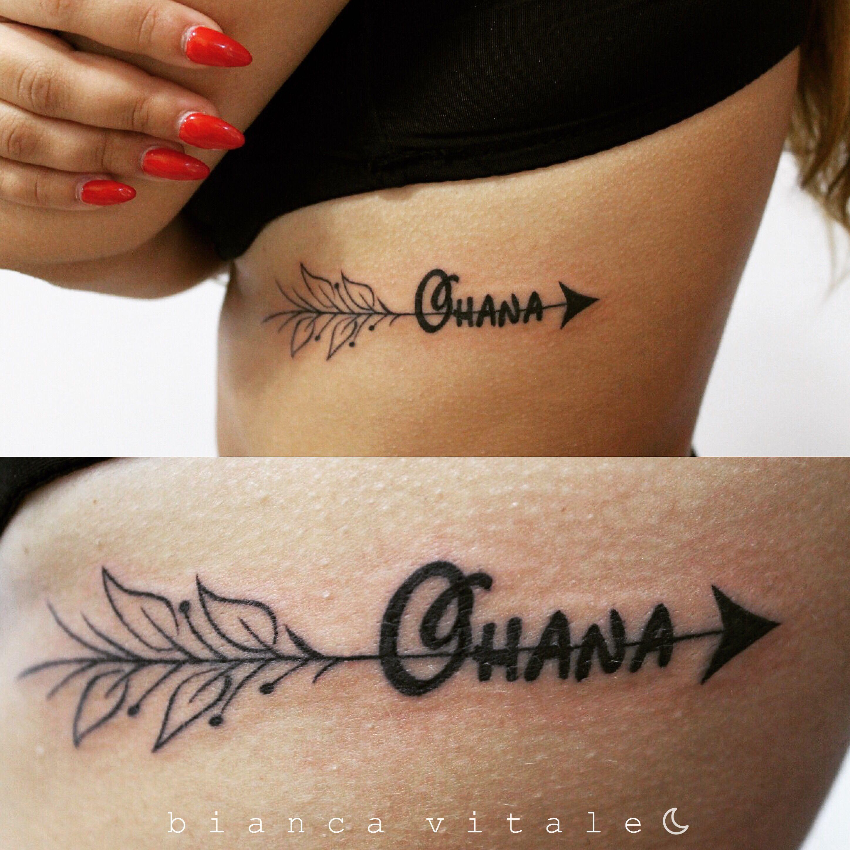 Tattoo Goals Quotes: Ohana Tattoo, Tattoo