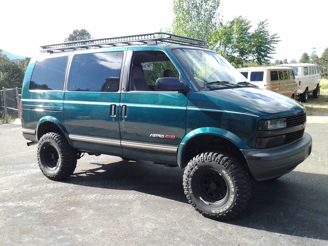 medium resolution of custom built awd astro or safari expedition vans at journeys off road shop in prescott az