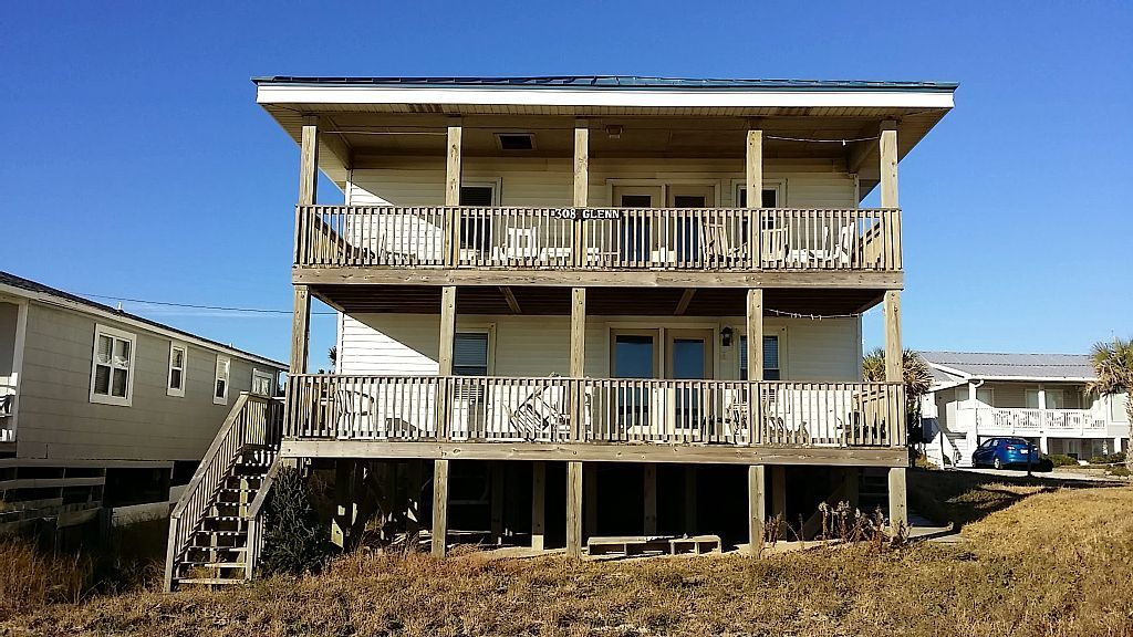 House vacation rental in atlantic beach from