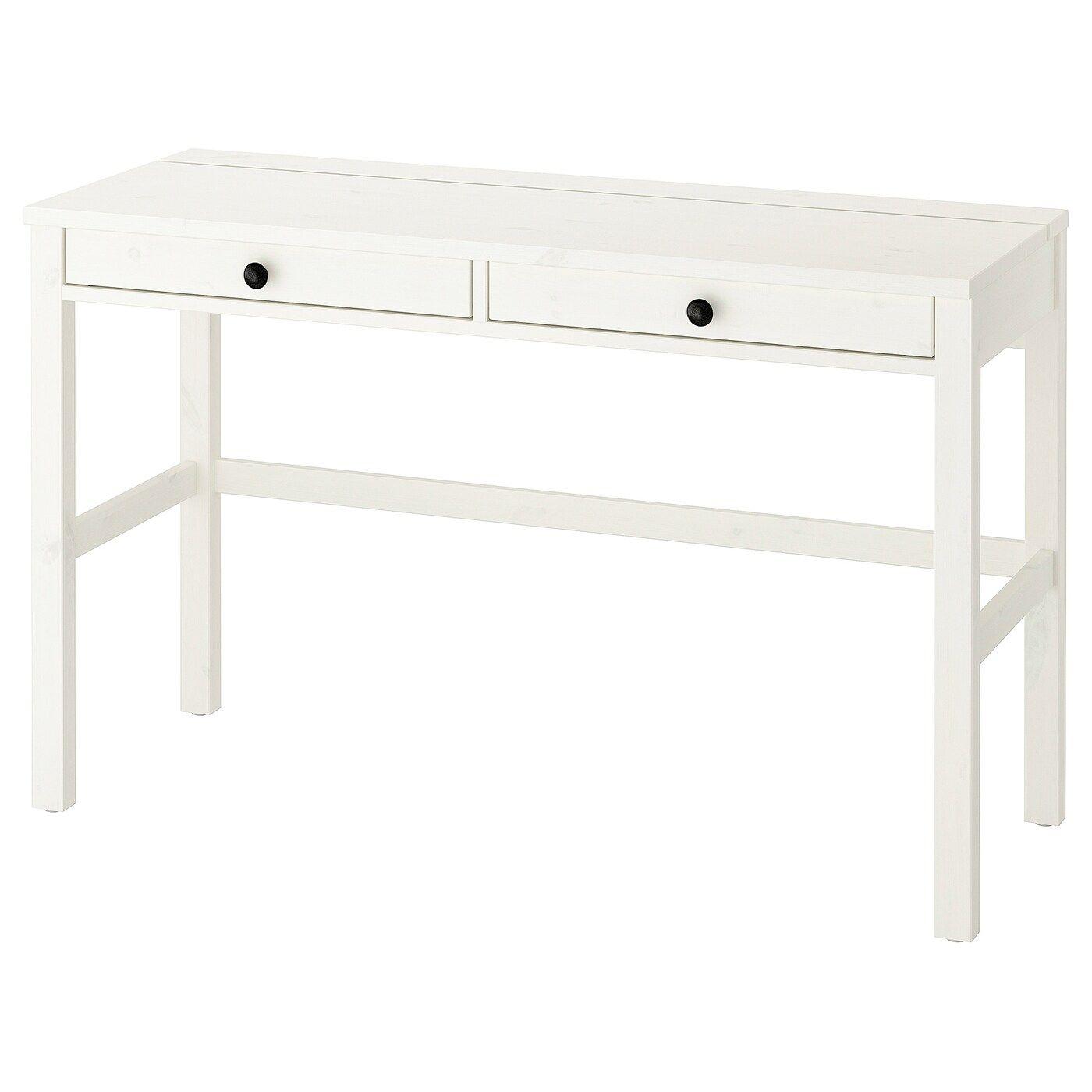 Hemnes Desk White Stain Ikea Ikea Hemnes Desk White Desks Hemnes