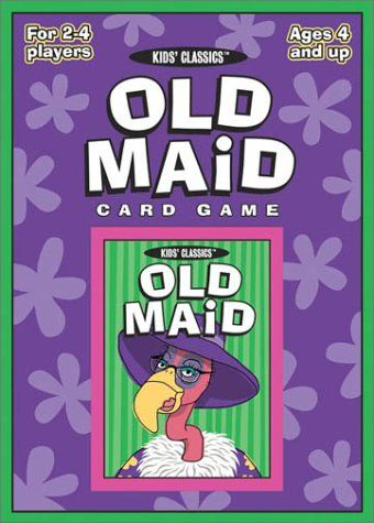 Old Maid Classic Card Game Kids Classics Card Games Classic Card Games Card Games Classic Card