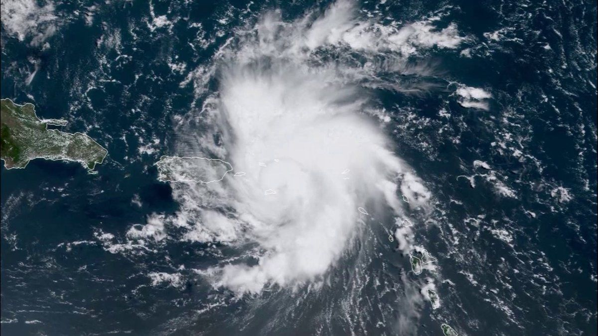 Hurricane Dorian Spares Puerto Rico On Track To Approach Florida As Category 4 Storm On Labor Day Puerto National Hurricane Center Georgia Coast