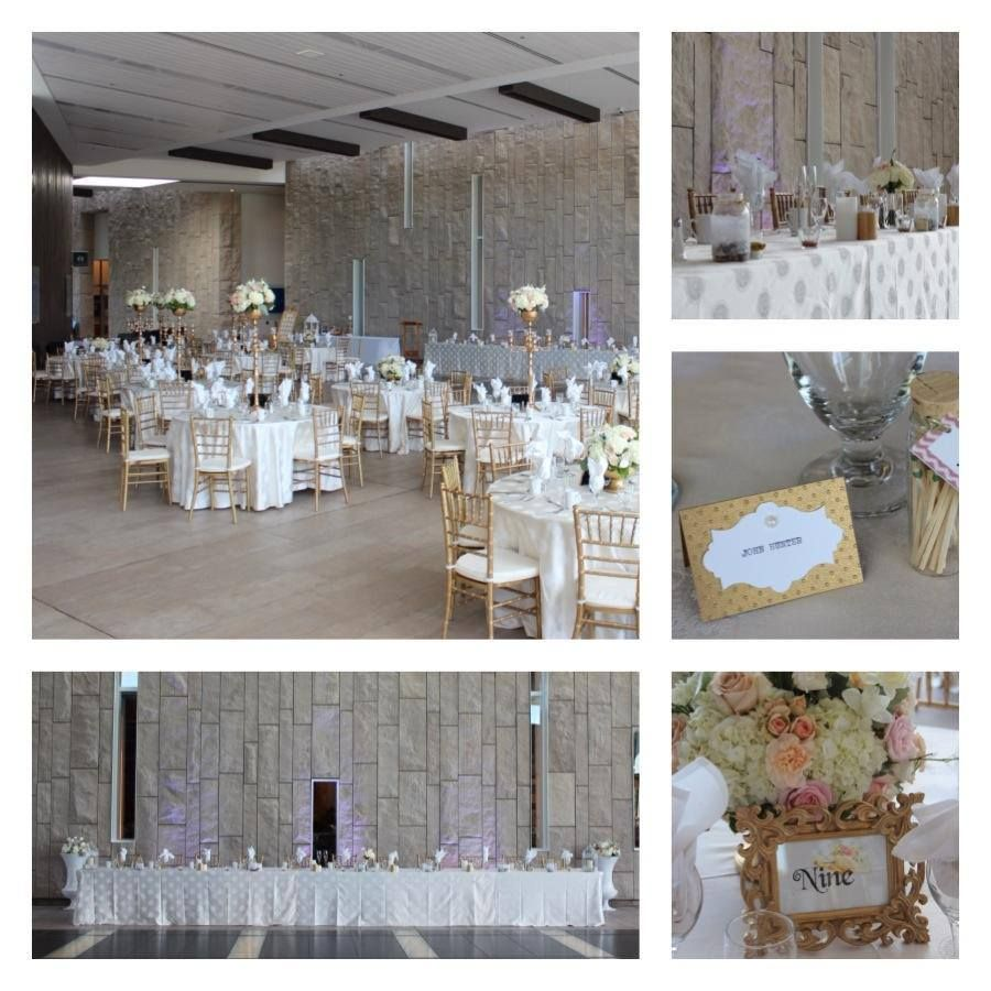Our Gorgeous Gold And White Themed Wedding At The Waterloo