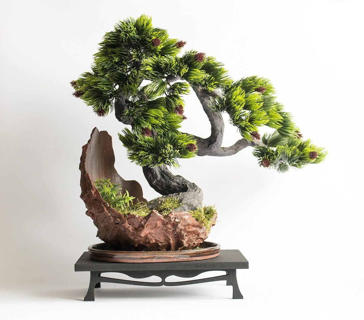Bonsai Zokei Made In The Style Of Bankan Bonsai Art Bonsai Plants Juniper Bonsai