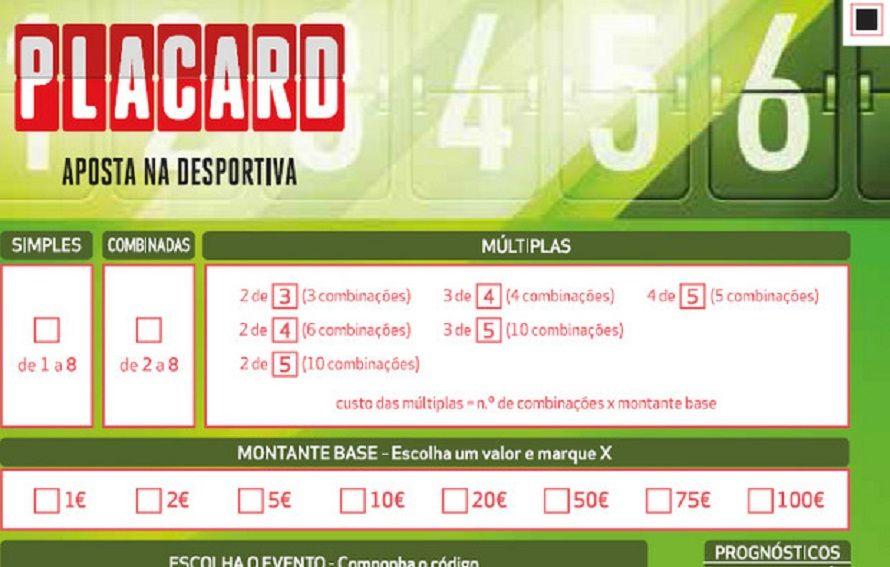 Placard Com Mudancas Na Forma De Apostar Para Aumentar A Seguranca Dos Apostadores Mudancas Jogo De Apostas Apostas