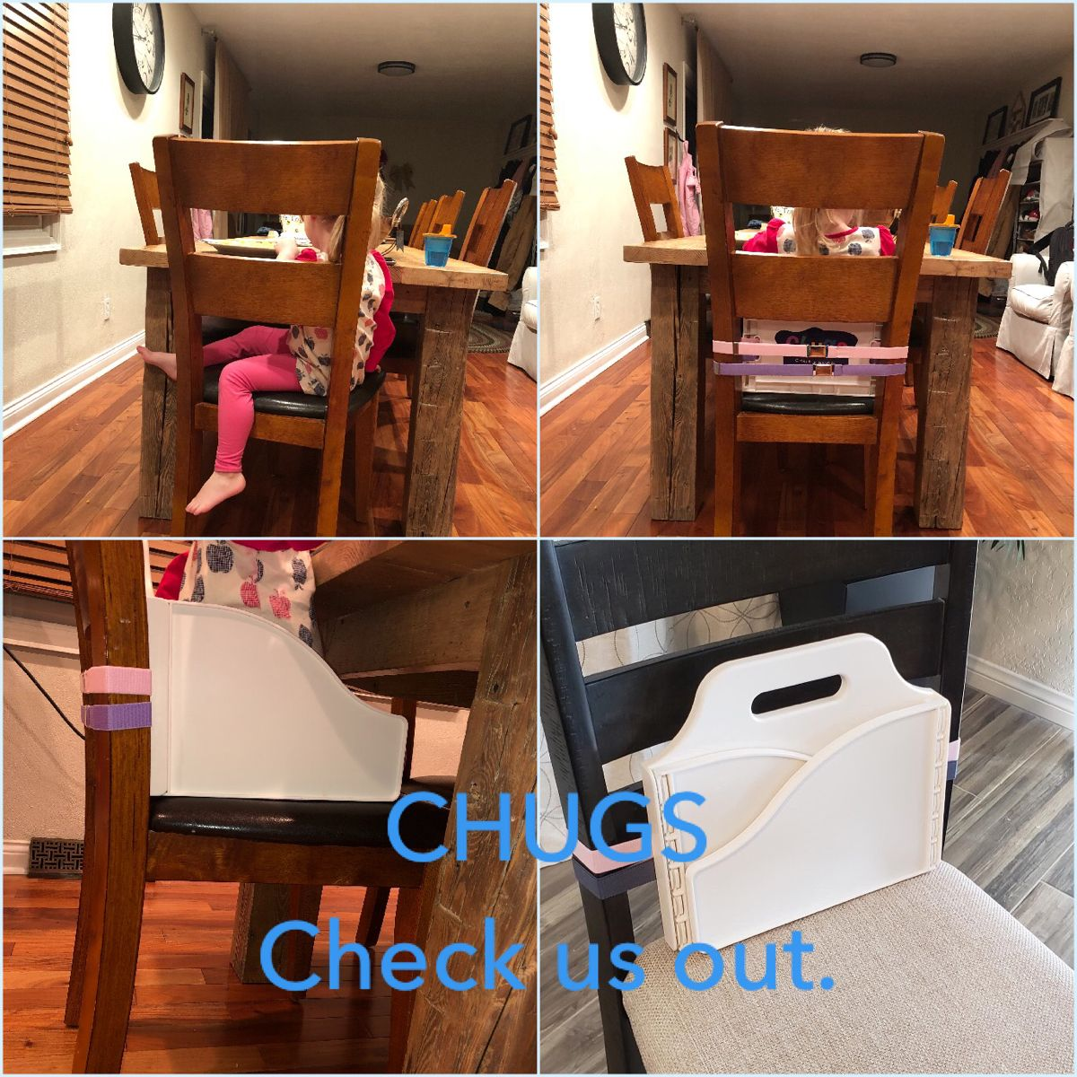 Chugs Toddler Seating Perfect For Counter High Top Chairs In 2020 Kids Seating Portable High Chairs High Top Tables