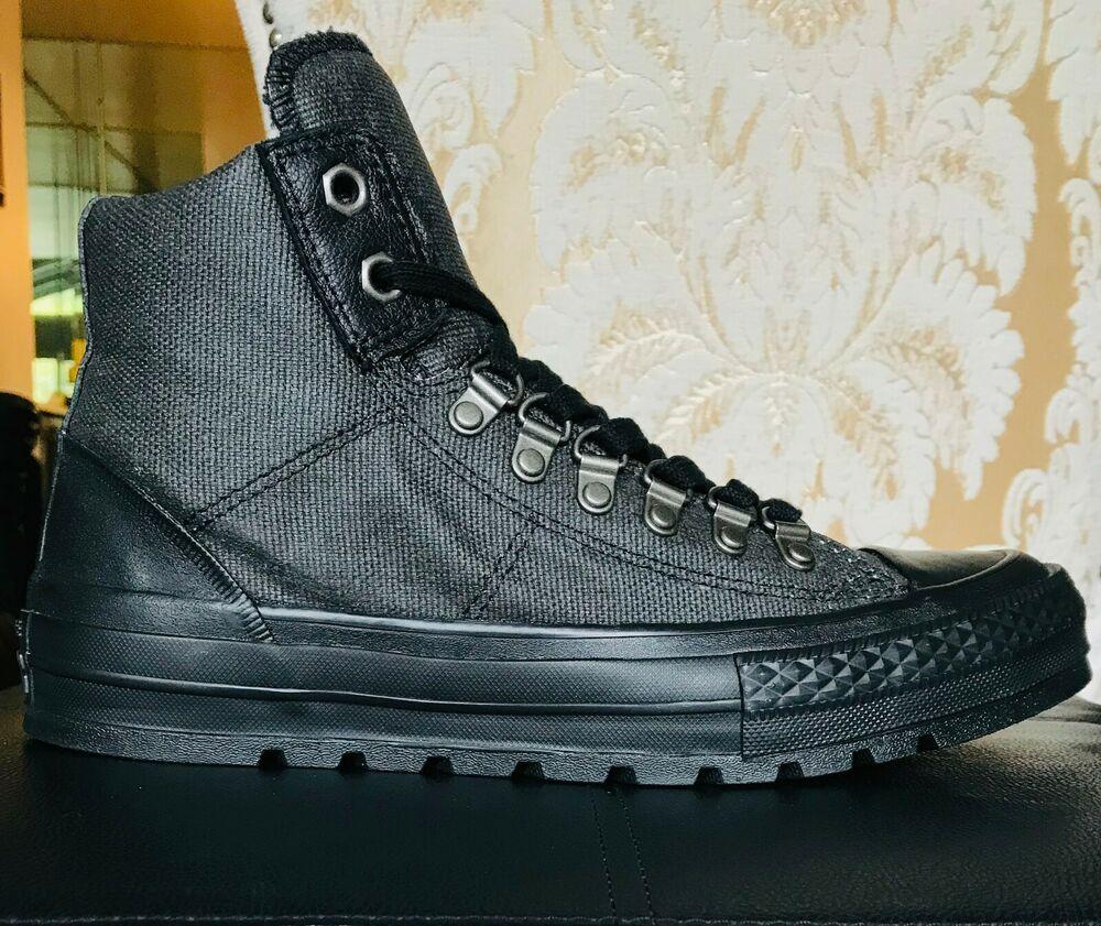 Converse Street Hiker Sneakers Black