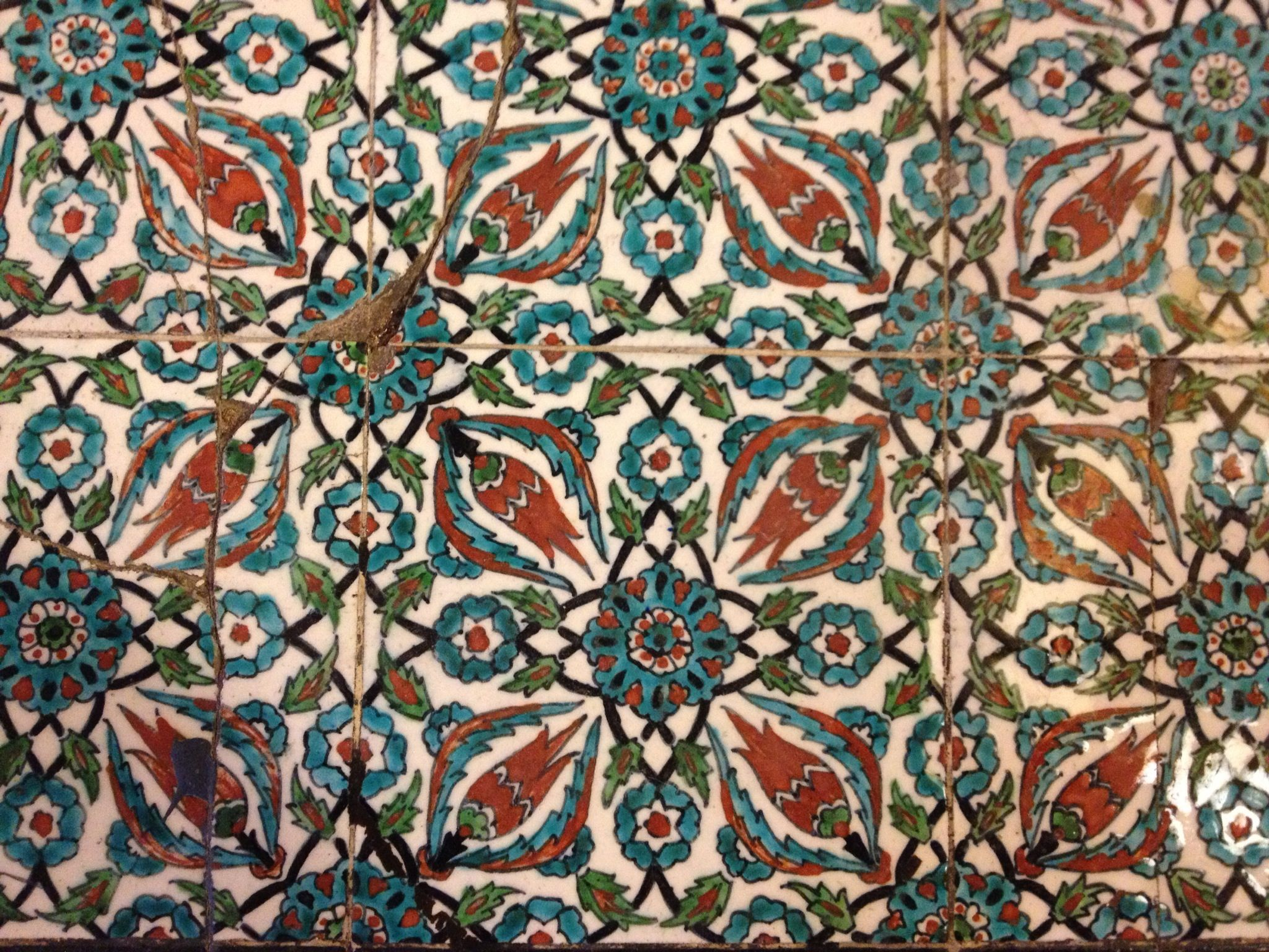 Detail of tile table made by armenian ceramist david ohannessian detail of tile table made by armenian ceramist david ohannessian in the lobby of the jerusalem dailygadgetfo Images