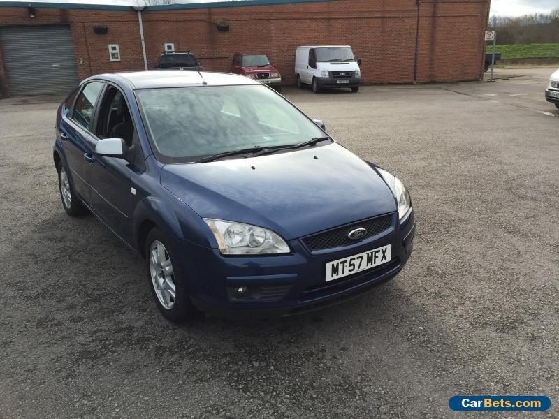 Ford Focus style 1.6 petrol 5 door 2008 (57 plate) salvage #ford #focus #forsale #unitedkingdom