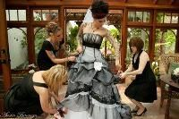 Black And White Evening Dresses Reviews | Corset Dress Buying Guides on DHgate.com