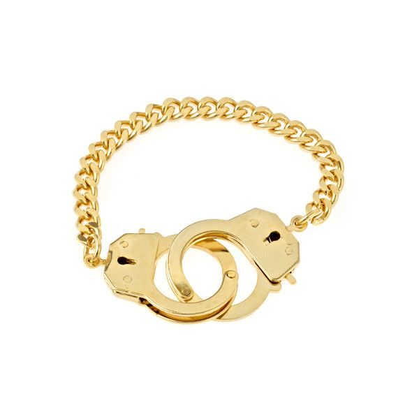 Gold Handcuff Bracelet 30 Liked On Polyvore Featuring Jewelry Bracelets Accessories