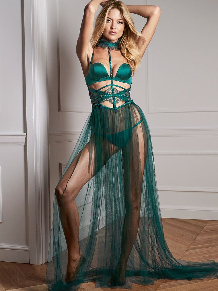 Strappy Gown - The Victoria\'s Secret Designer Collection ...