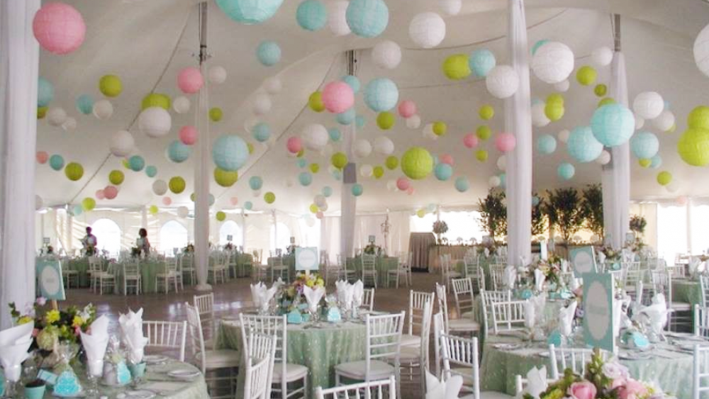 Boho Loves The Hanging Lantern Company Wedding Decorations
