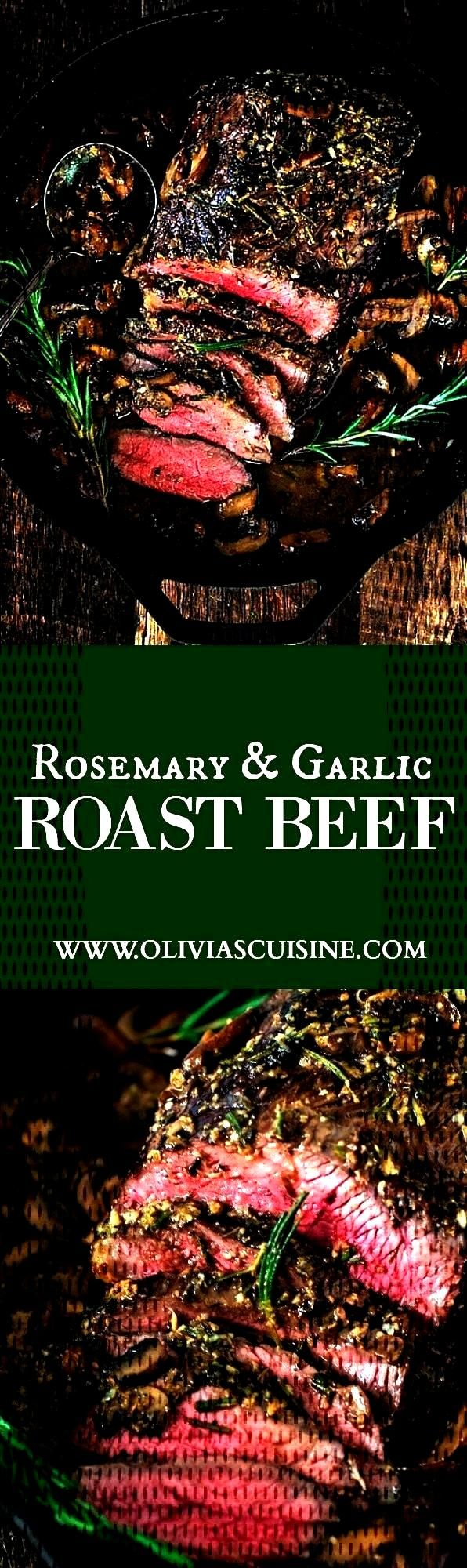 and Garlic Roast Bee...Rosemary and Garlic Roast Bee...
