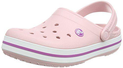 crocs Baya Clogs, Unisex - Erwachsene Clogs, Pink (Raspberry), 42/43 EU