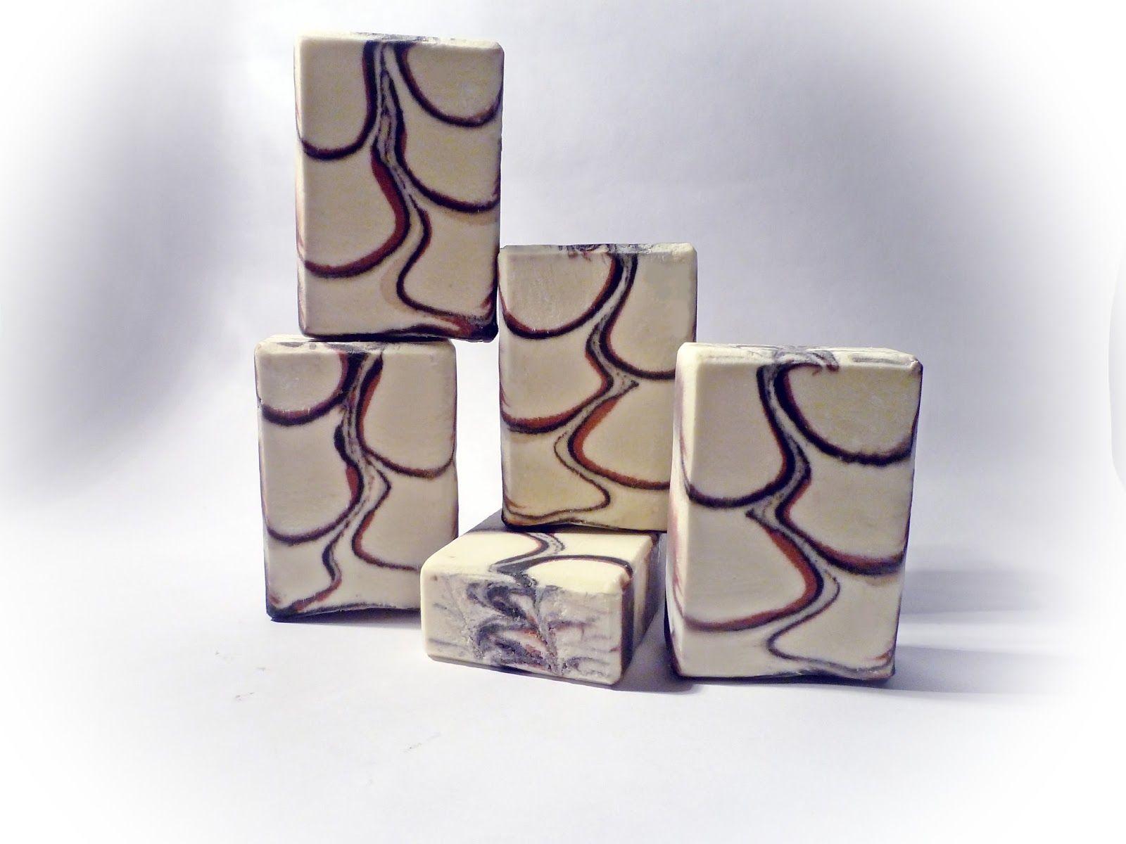 Saponeta Arbre A The De Romarin Et De Bergamote Handmade Soaps