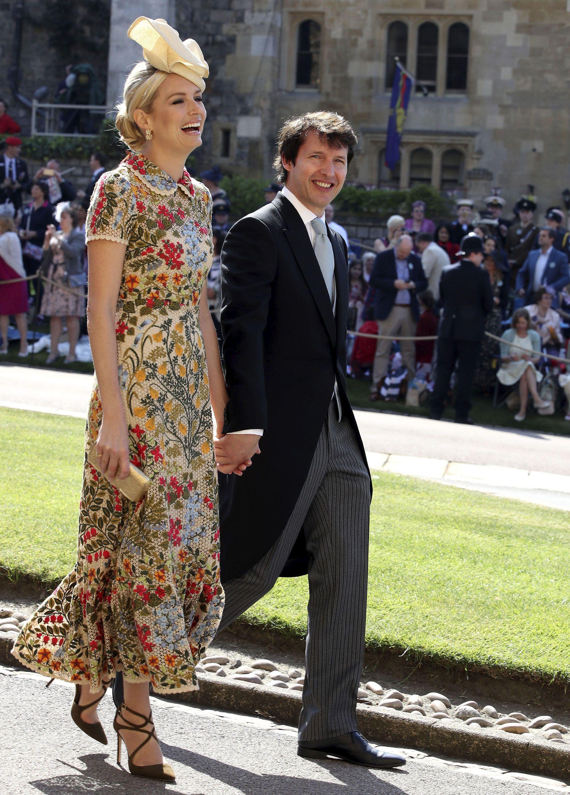 Vestido fiesta boda meghan markle