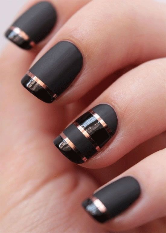 5 Beautiful Ideas For Your Next Manicure | Manicure, Hot nail ...