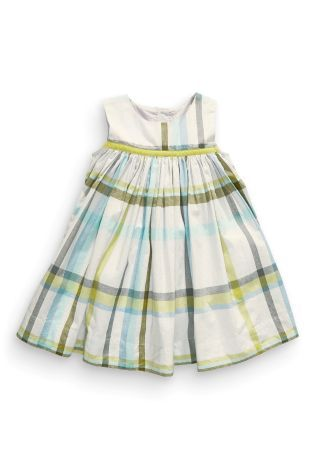 Buy Check Dress 3mths 6yrs Online Today At Next United States Of
