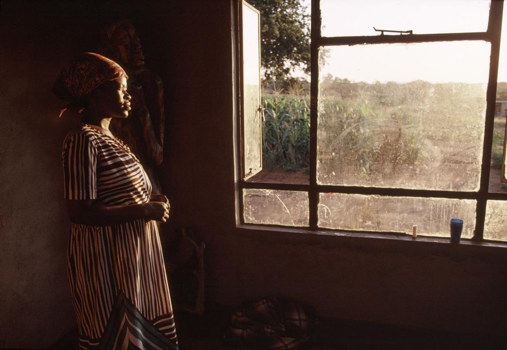 SOUTH AFRICA. Venda Region. 1994. Pinkhassov