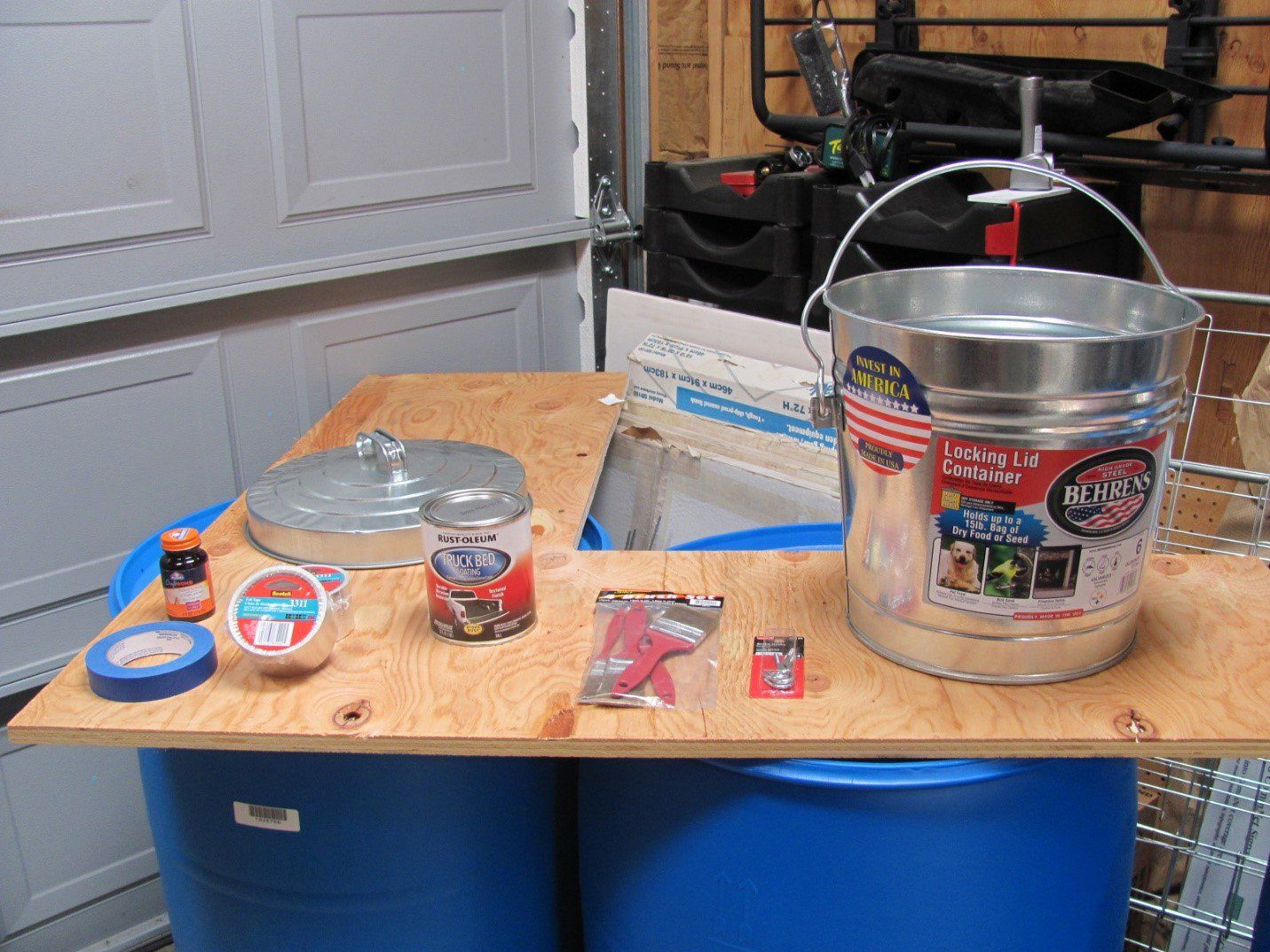 How To Make A Faraday Cage For Less Than 5 The Survivalist Blog Survival Wilderness Survival Skills Survival Tips