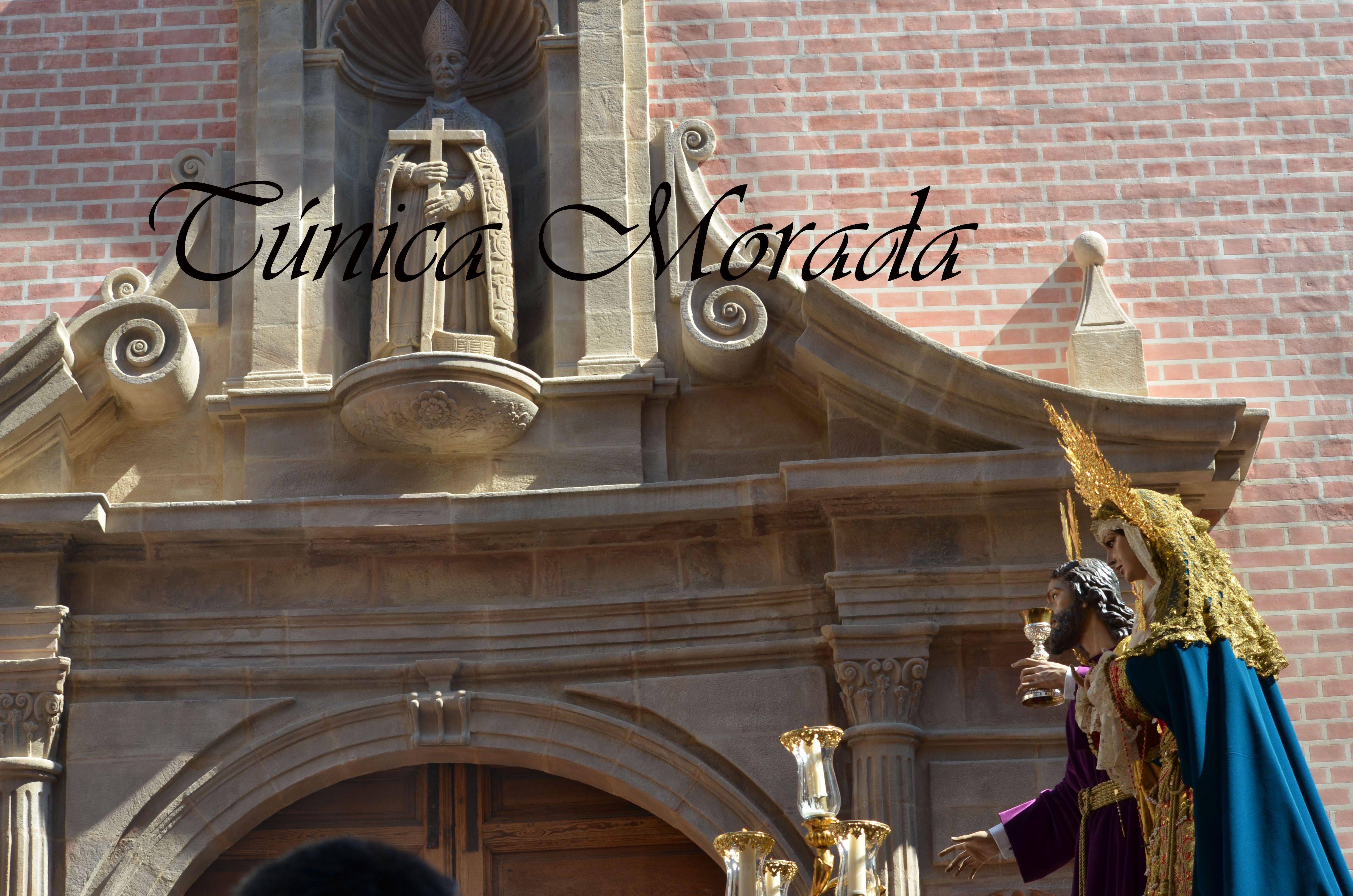 Traslado Sagrada Cena 2016, Málaga