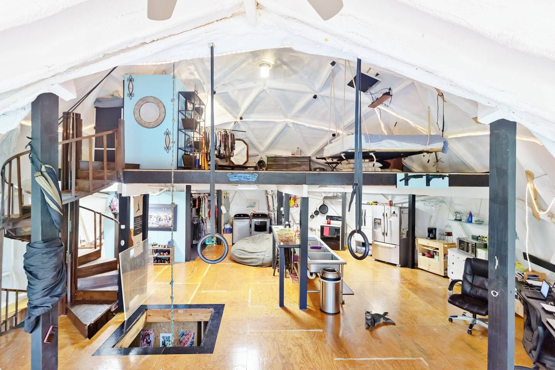 Superb Dome Home Cabins For Rent In Hillsborough North Carolina Download Free Architecture Designs Lectubocepmadebymaigaardcom