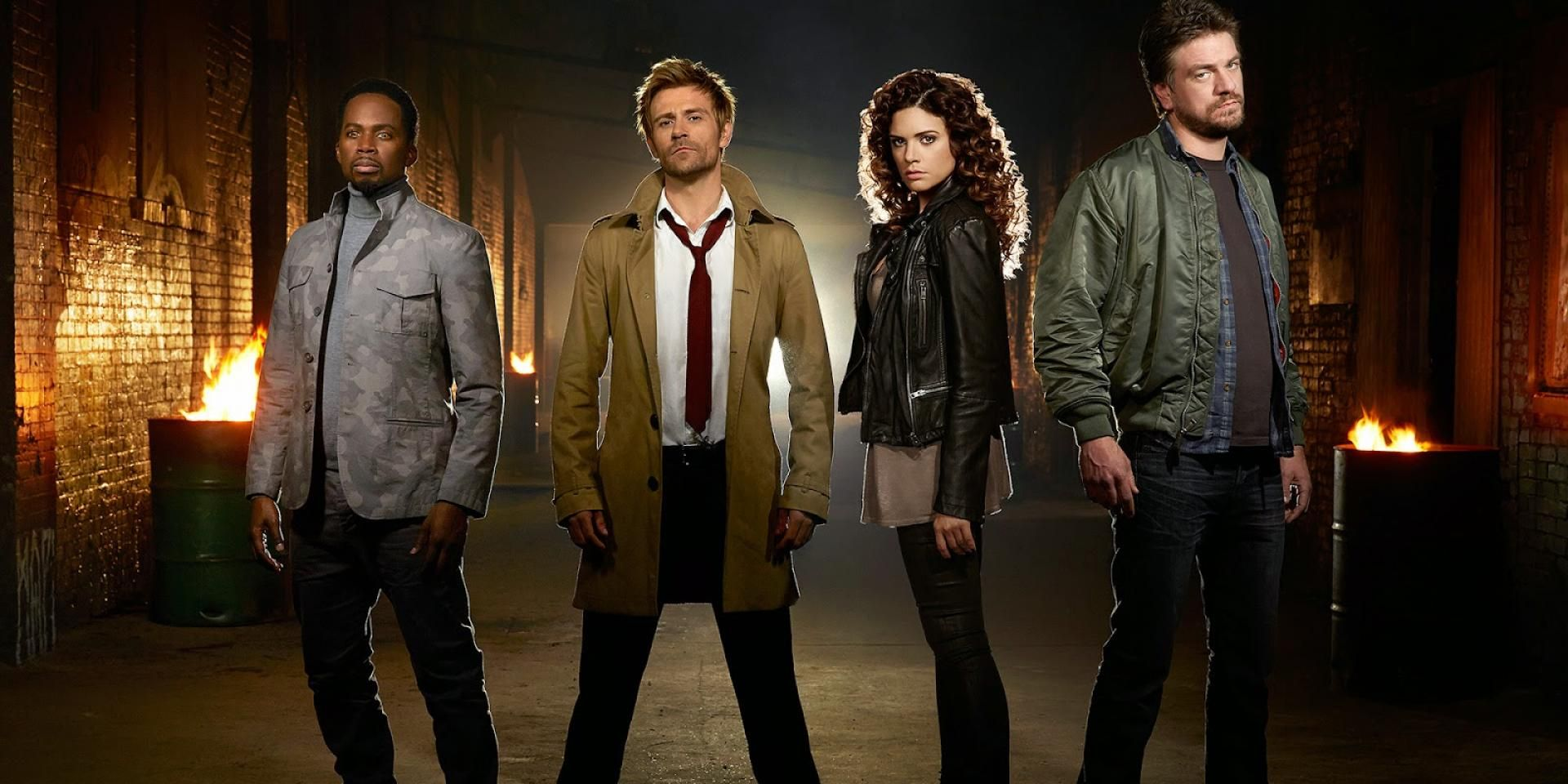 First Look At Dc S Papa Midnite In New Clip From Nbc S Constantine Series Constantine Tv Show Constantine Series Constantine Tv
