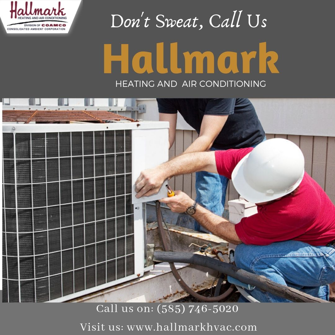 Hallmark Heating And Air Conditioning Heating And Air