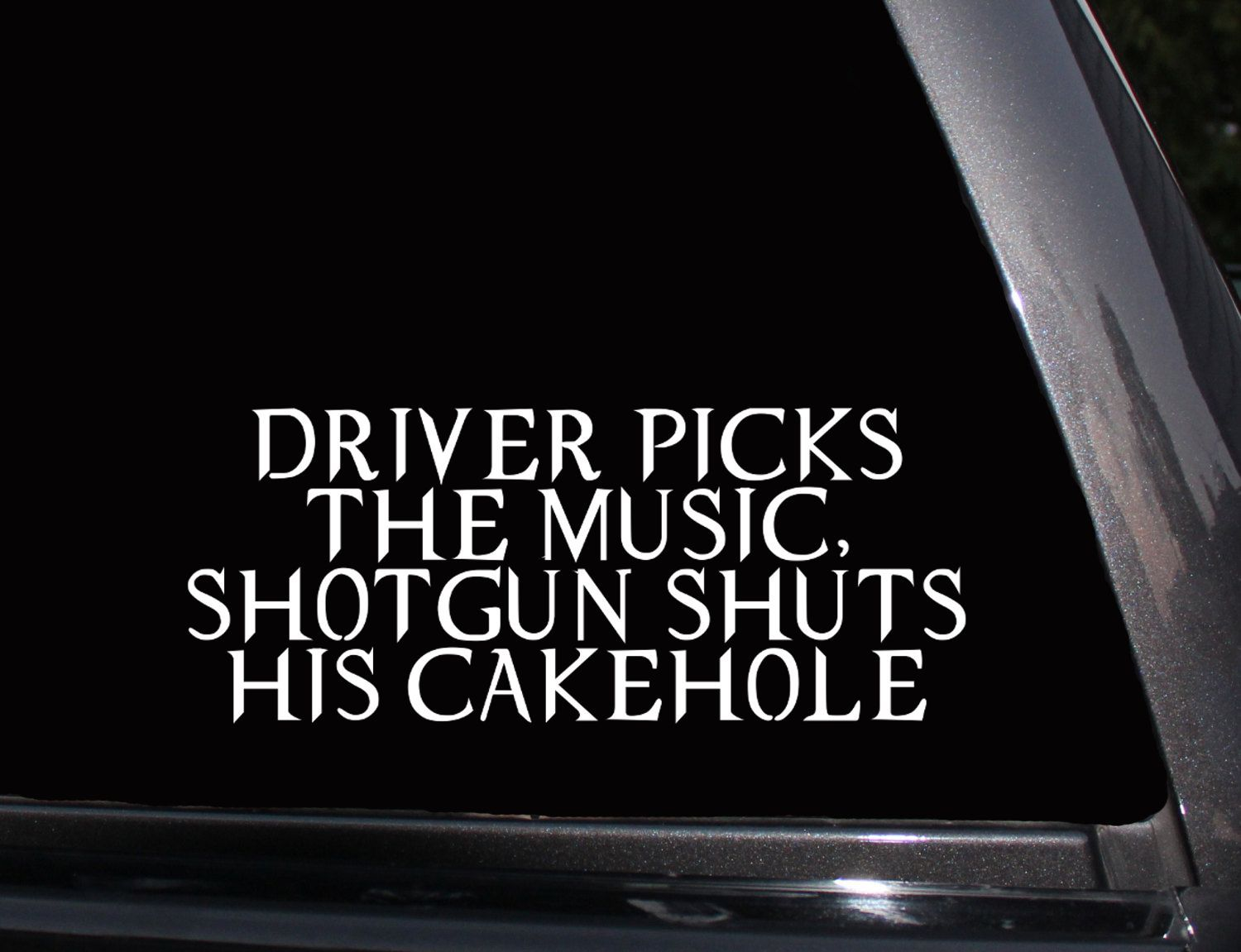 Supernatural Driver Picks The Music Vinyl Decal Phone Decal Laptop Decal Wall Decal Car Decal Family Car Decals Phone Decals Car Decals Vinyl [ 1151 x 1500 Pixel ]